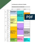 P10 Cronograma 2020