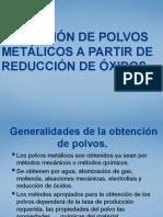 Polvos metalicos 1