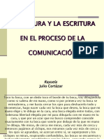 LA LECTURA Y LA ESCRITURA2