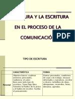 LA LECTURA Y LA ESCRITURA3