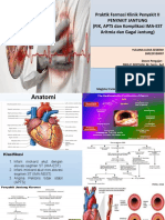 Persentasi Penyakit Jantung
