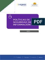 Anexo I - AI.5 Política de control de acceso lógico