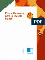 Jara - Educación sexual integral. Conceptos y metodología