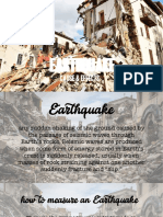 Earthquake Causes and Effects