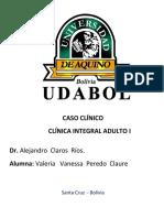 CASO CLÍNICO EL ORIGINAL 2018