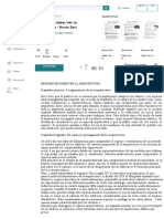 [PDF] Resumen de Saber Ver La Arquitectura - Bruno Zevi.docx