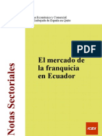 Franquicia Ecuador