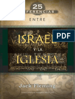 25 Diferencias entre Israel y la Iglesia- Jack Fleming