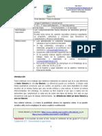 Guía N°4, 1er. ciclo y 1ros. niveles, texto literario y no literario.doc