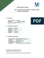 ADICIONAL 102109_Calcio óxido de mármol trozos pequeños -3-20 mm