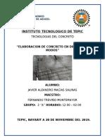 Unidad 4 Proceso de Elaboracion del Concreto.docx