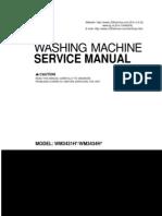 WM3431xx Service Manual LG