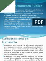 El instrumento Publico.ppt