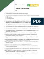 exercícios fundamentos eletrotecnica 02