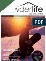 Powderlife Magazine Issue no. 29