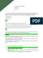 semiología PREGUNTAS GRUPO 11