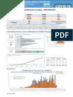 Informe de Situación PRY #3 COVID19_10ABR2020