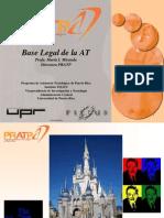 Leyes de Facilitadores de 2010 PRATP