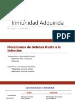 Tema 3 Inmunidad Adquirida