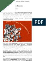 2011– Datas importantes e centenários - Paperblog