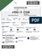 SPD BD pass