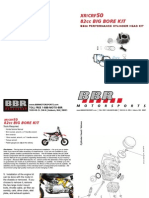 CRF50 borekit fitting how to [82cc]