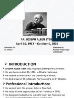 Philosphy_about_J.A.STEIN_aRCHITECT.pptx