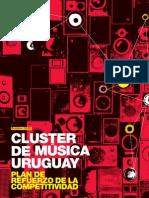 Plan Refuerzo Competitividad - Industria Musica Uruguay (2009)