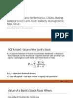 Session 6  7 CAMEL Rating- Balance Score Card-Asset Liability