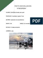 atmosfera aeronautica