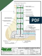 R-28-Quad-Lock-QLU-100-Footing-and-Foundation-Details