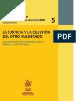 Ebook La Justicia y la Cuestion del Otro Vulnerado.pdf