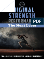 Original Strength Performance - The Next Level