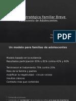 Terapia Estratégica Familiar Breve