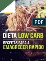 @REVISTAVIRTUALBR Dieta Low Carb Receitas