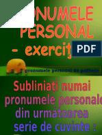 pronumele_exercitii