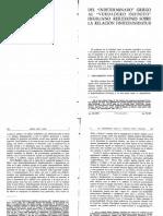 Cabada Castro. Del indeterminado griego al verdadero infinito hegeliano. reflexion sobre la relac.pdf