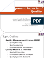 2 Management Aspect of Quality - Student