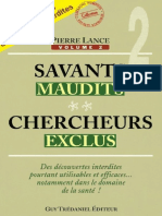Savants Maudits Tome 2
