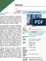 Economia da Rússia – Wikipédia, a enciclopédia livre