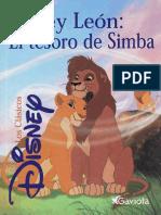 Disney Walt - El Rey Leon 2 El Tesoro De Simba-1