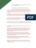 Cuestionario Cómo ha cambiado el comercio publicitario en el país (El Salvador)