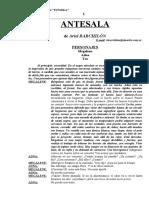 Barchilón, A.  Antesala