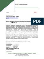 0311 Respuesta Denuncia Por No Competencia NC-DOPPC-0521-010