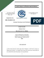GST Dissertation