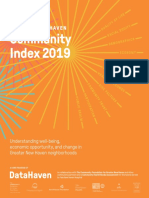 DataHaven Greater New Haven Community Index 2019