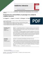 Evaluación de la contractilidad y la poscarga en la unidad de cuidados intensivos (2)