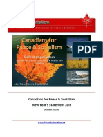 Canadians for Peace & Socialism