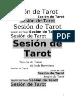 Bartolomé, P. Sesión de tarot