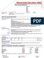 AIR LIQUIDE (MSDS) SMAW-BLUESHIELD LA6010~expires 17-01-13